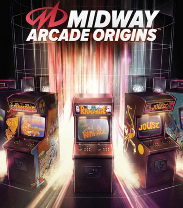 Midway Arcade Origins Box Art