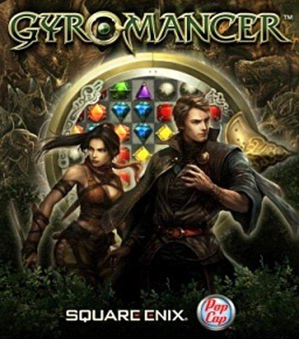 Gyromancer Box Art