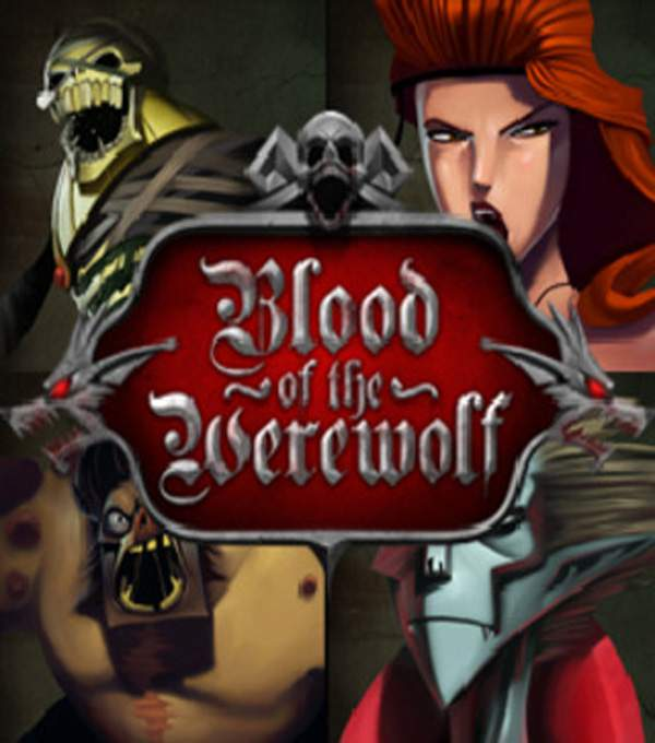 Blood of the Werewolf Box Art