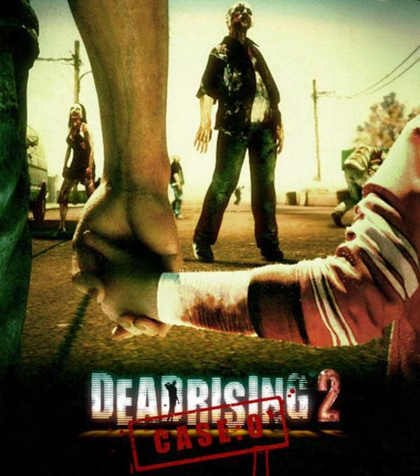 Dead Rising: Case 0 Box Art