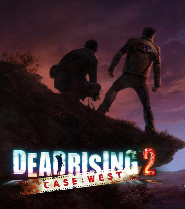 Dead Rising: Case West Box Art