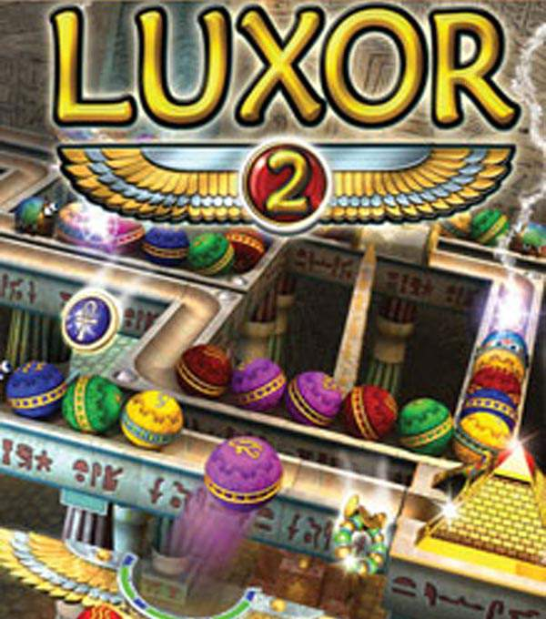 Luxor 2 Box Art
