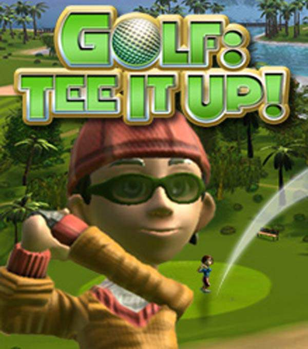 Golf: Tee it Up! Box Art