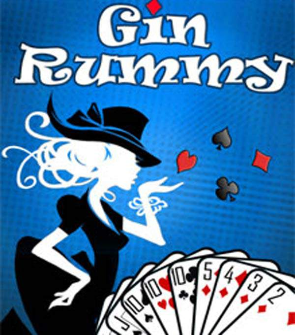 Gin Rummy Box Art
