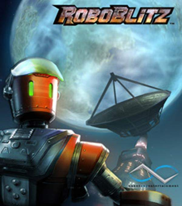 Roboblitz Box Art