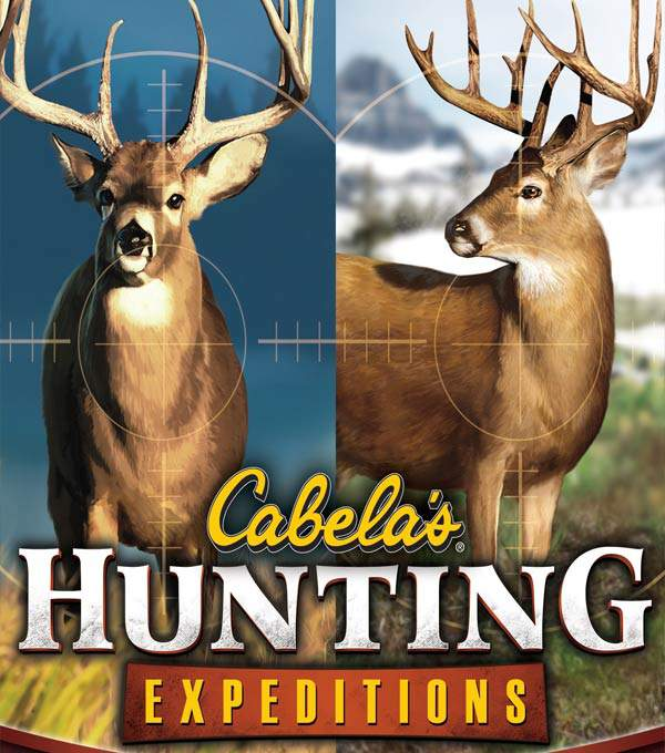 Cabela's Hunting Expeditions Box Art