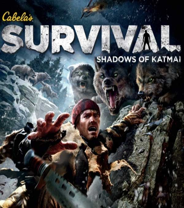 Cabela's Survival Shadows of Katmai Box Art