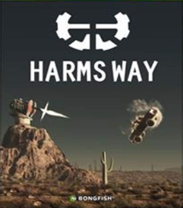 Harm's Way Box Art