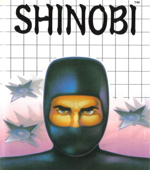 Shinobi Box Art