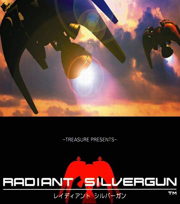 Radiant Silvergun Box Art