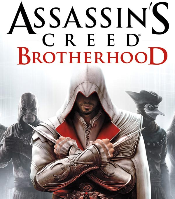 Assassin's Creed: Brotherhood Box Art