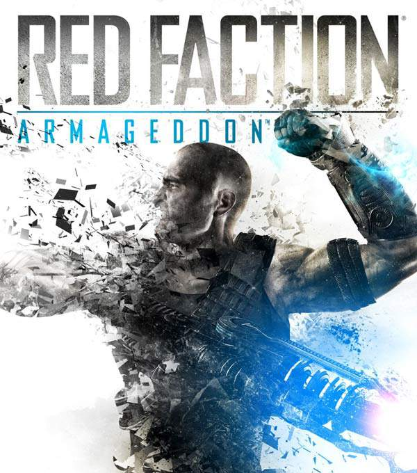 Red Faction: Armageddon Box Art
