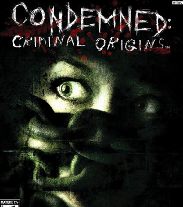 Condemned Criminal Origins Box Art