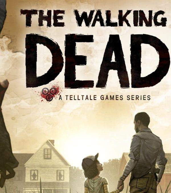 The Walking Dead Season 1 Box Art