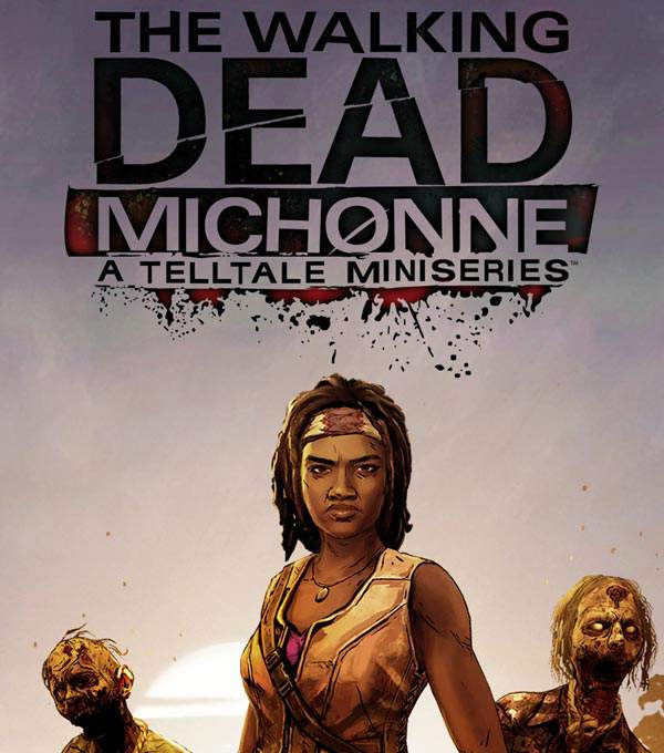 The Walking Dead Michonne Box Art