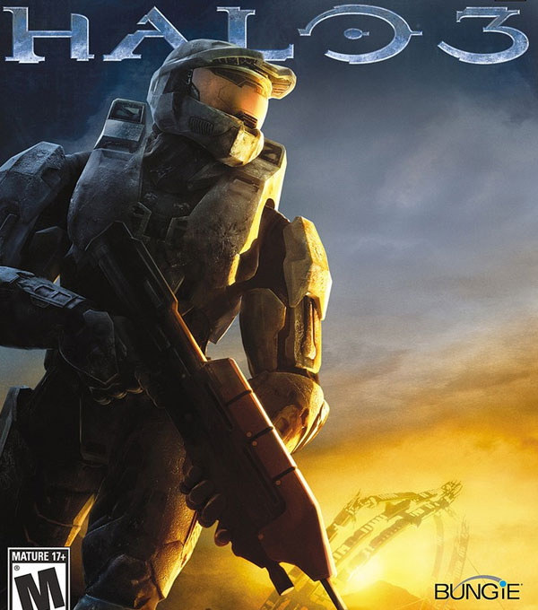 Halo 3 Box Art