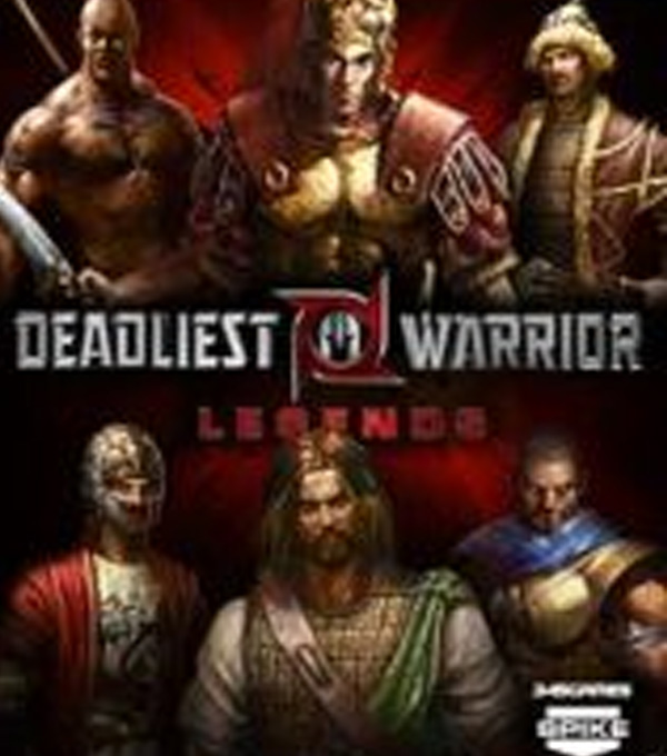 Deadliest Warrior Box Art