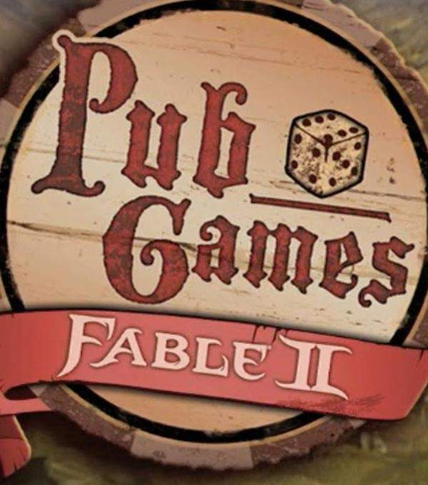 Fable 2: Pub Games Box Art