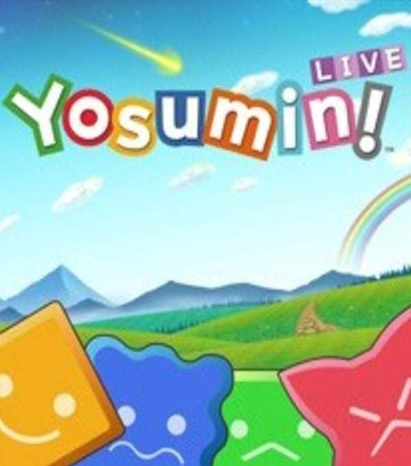 Yosumin! Live Box Art