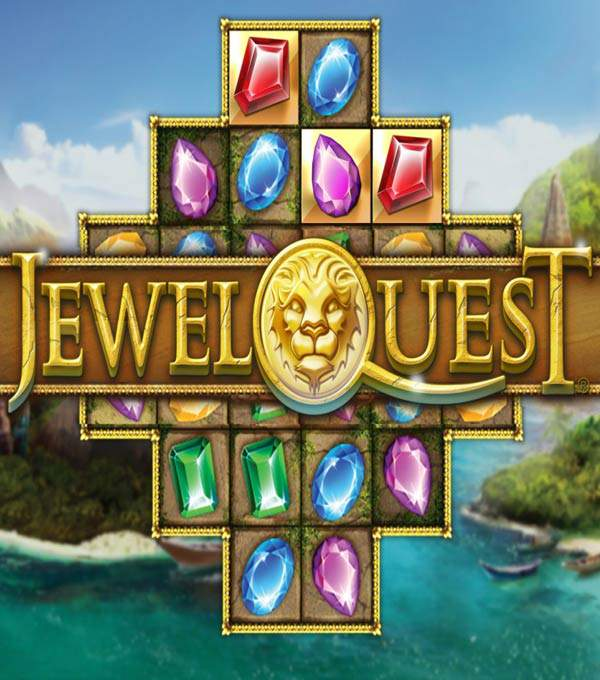 Jewel Quest Box Art