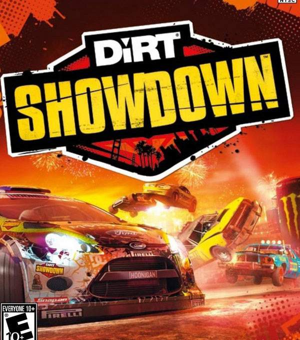 Dirt Showdown Box Art