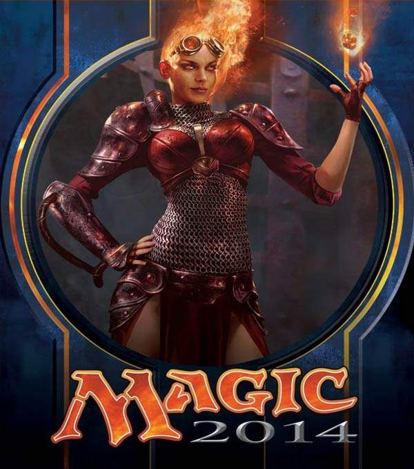 Magic 2014 Box Art