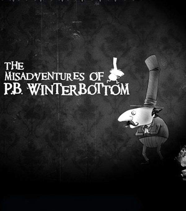 The Misadventures of PB WinterBottom Box Art
