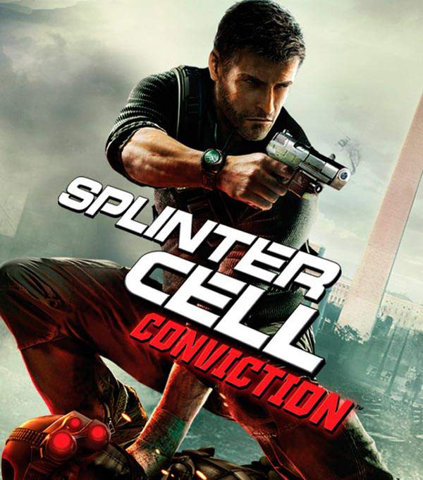 Splinter Cell: Conviction Box Art