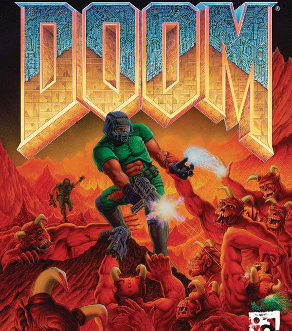 oDoom Box Art