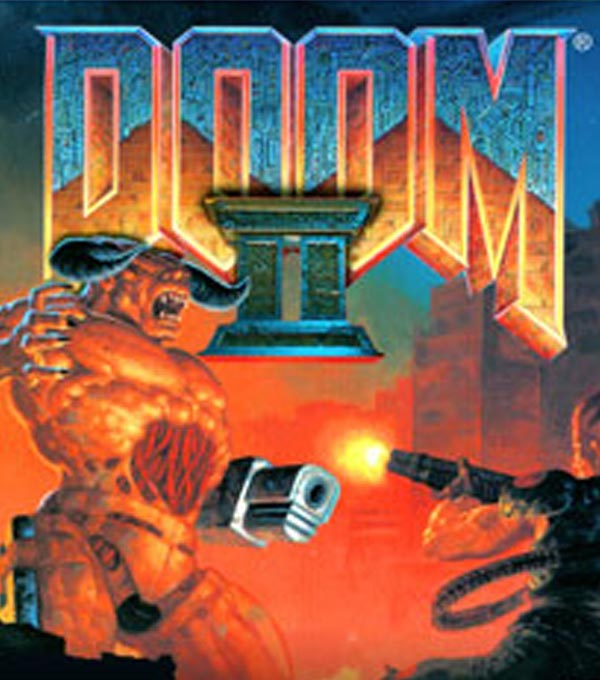 Doom II Box Art