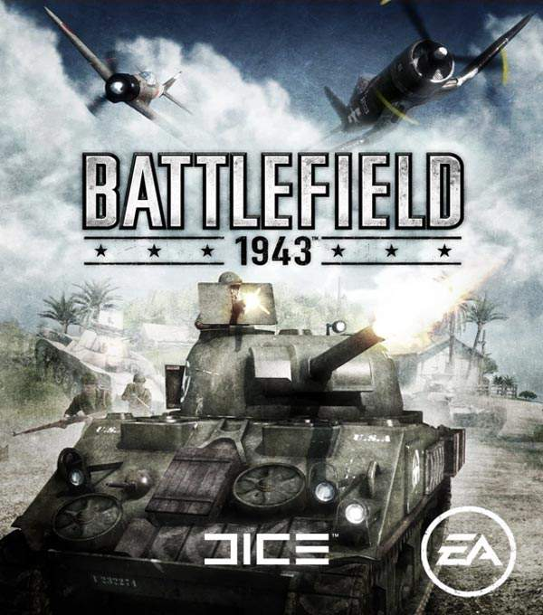 Battlefield 1943 Box Art