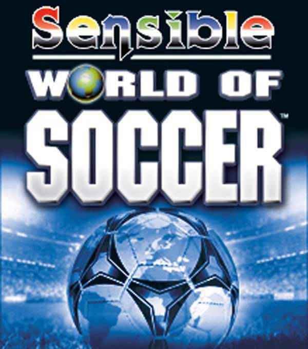 Sensible World of Soccer Row Box Art