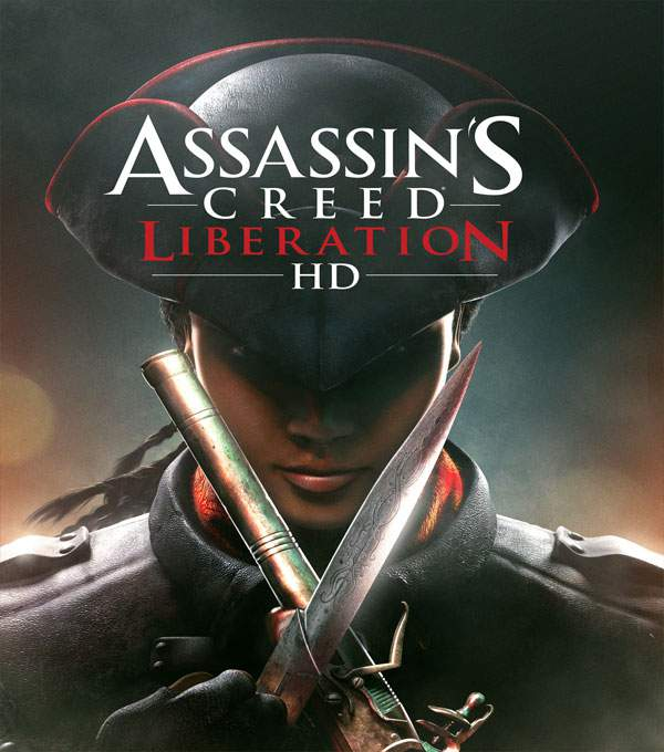 Assassin's Creed Liberation HD Box Art