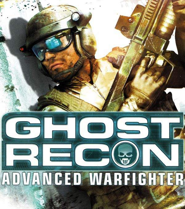 Ghost Recon: Advanced Warfighter Box Art