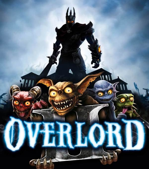 Overlord 2 Box Art