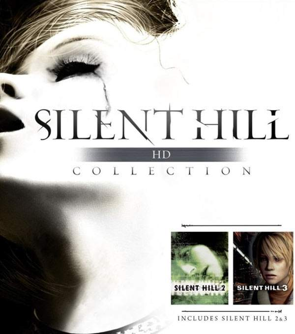 Silent Hill HD Box Art