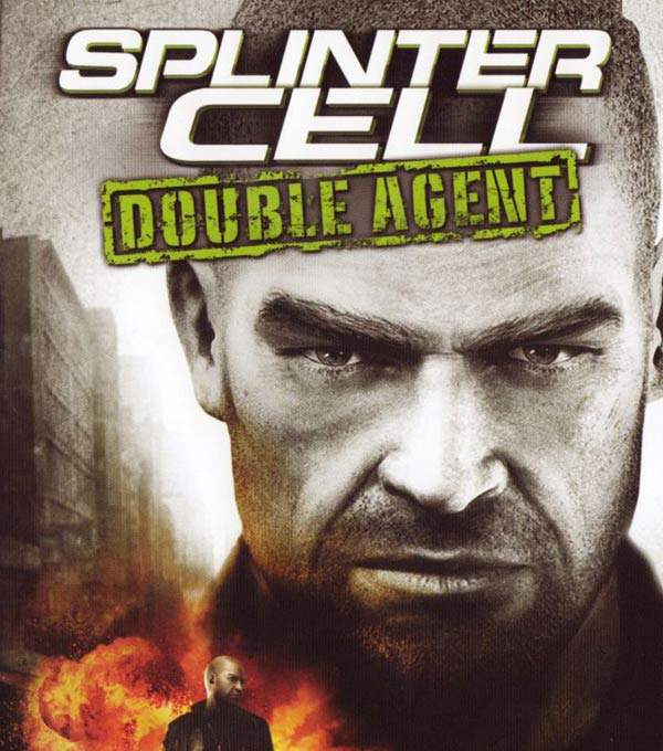 Splinter Cell: Double Agent Box Art