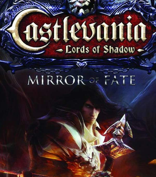 Castlevania: Lords of Shadow – Mirror of Fate HD Box Art