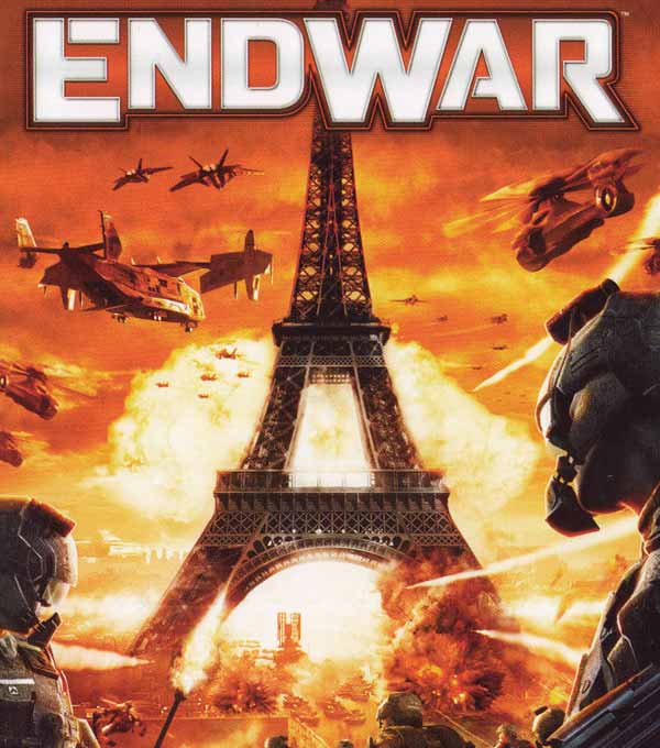 End War Box Art