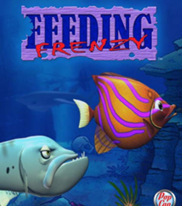 Feeding Frenzy Box Art