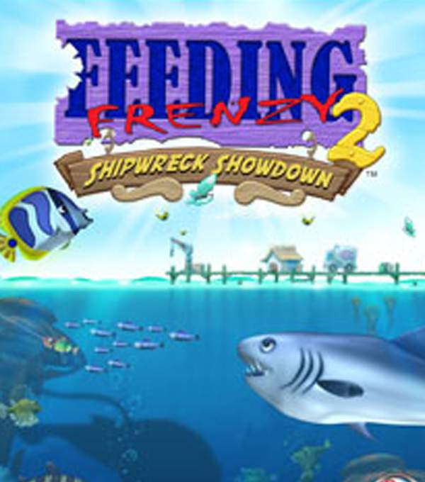 Feeding Frenzy 2: Shipwreck Showdown Box Art