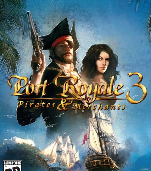 Port Royale 3 Pirates & Merchants Box Art