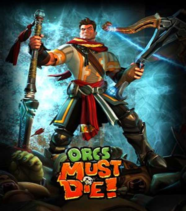 Orcs Must Die! Box Art