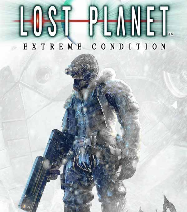Lost Planet Box Art