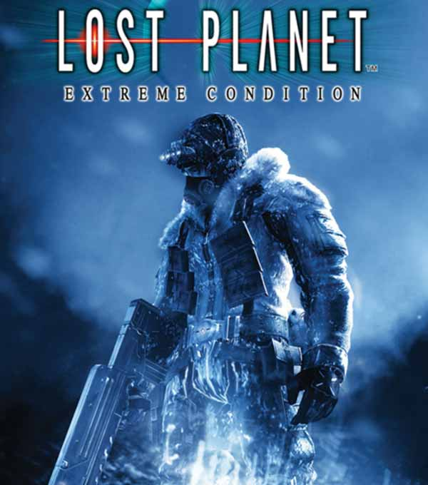 Lost Planet: Colonies Box Art