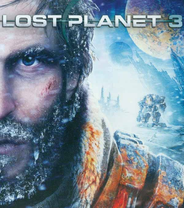 Lost Planet 3 Box Art