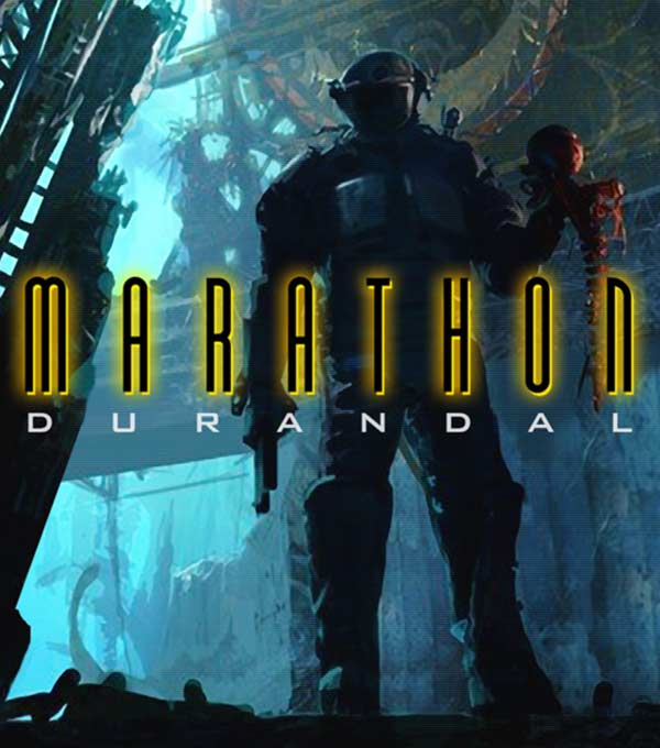Marathon: Durandal Box Art