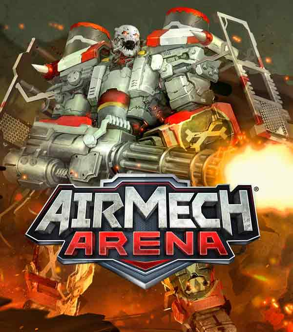Air Mech Arena Box Art