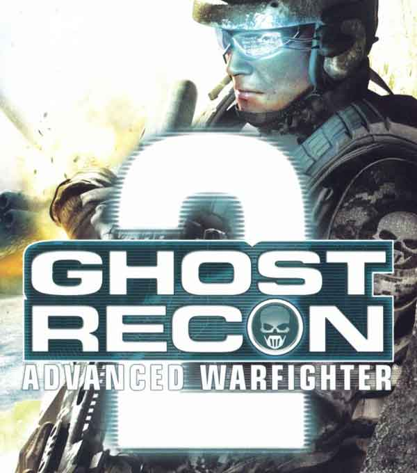 Ghost Recon: Advanced Warfighter 2 Box Art