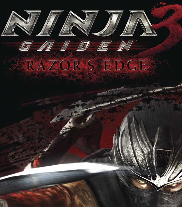 Ninja Gaiden 3: Razor's Edge Box Art